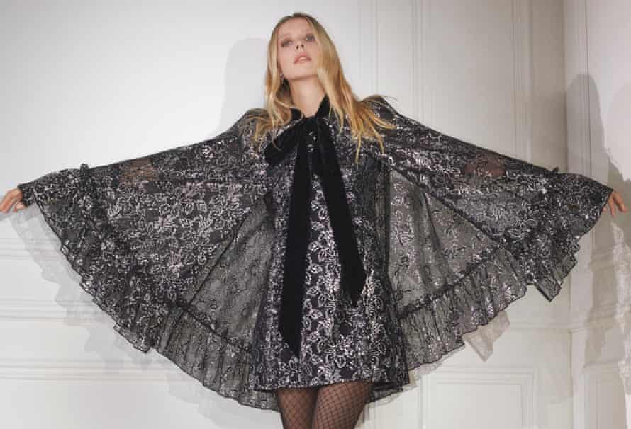 Spooky: witchcore sleeves from the Vampire's Wife x H&M