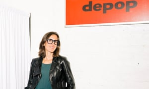 """In 2018, there was an 85% year-on-year growth in sales."" Maria Raga, CEO of Depop."