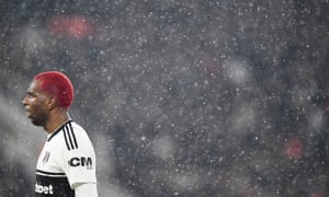 Ryan Babel returned to the Premier League with Fulham.