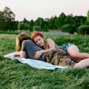 Natalia, Springfield Park, E5 by photographer Sophia Spring from the book Park Life.