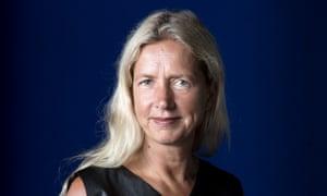 Whitechapel Gallery director Iwona Blazwick.