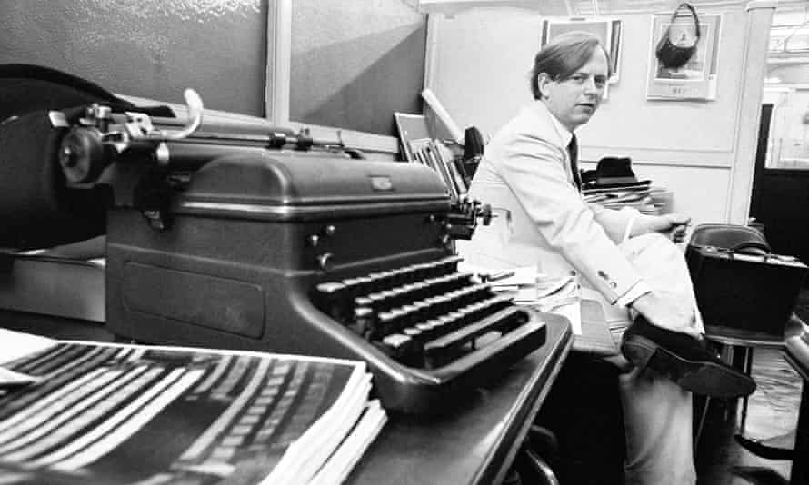 Tom Wolfe, pictured in 1965.