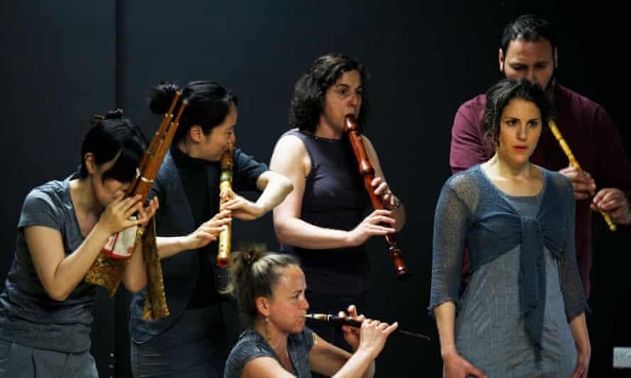 'An east-meets-west conversation of chamber music'