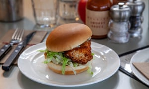Mollie's fish burger: 'It's how the McDonald's Filet-O-Fish was possibly supposed to taste at one point in time.'