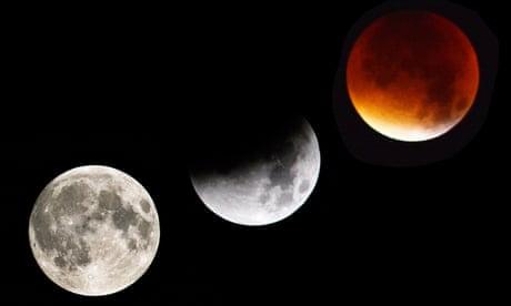 'Super blue blood moon': stargazers prepare for rare celestial event