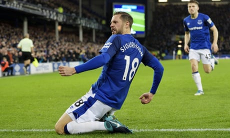 Struggling Gylfi Sigurdsson embodies Everton's malaise for Sam Allardyce