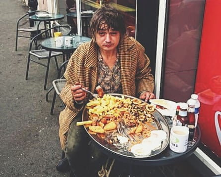 Peter Doherty breakfast