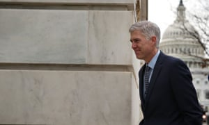 Neil Gorsuch studied at Oxford under Prof John Finnis and the two remain close.