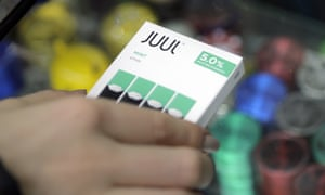 The decision to end mint sales comes after Juul dropped other flavors, including mango, that were popular with adolescent e-cigarette users.