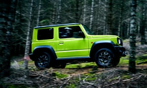 2020 Suzuki Jimny One Of The Best Non-US Off-Roaders >> Suzuki Jimny It S A 4x4x That S Cheeky Chunky And
