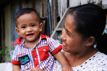 Cambodian Children's Trust works to keep families together and stop children going to orphanages.