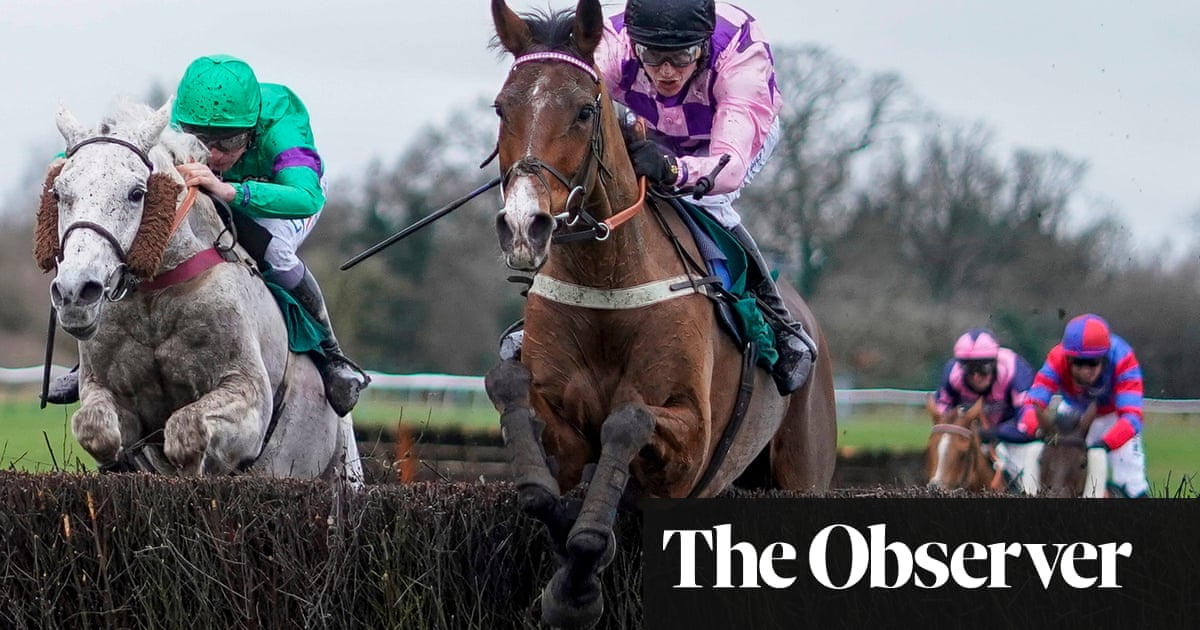 Notachance grinds down Achille to triumph in Classic Chase