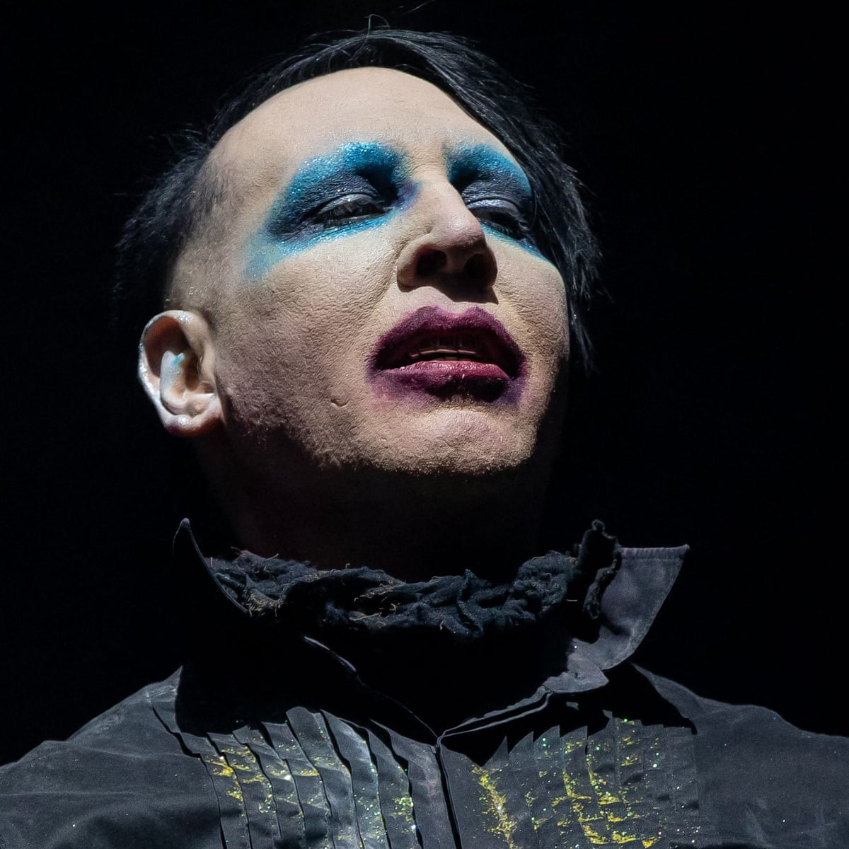 Marilyn Manson sued by ex-assistant over alleged sexual assault   Marilyn Manson   The Guardian
