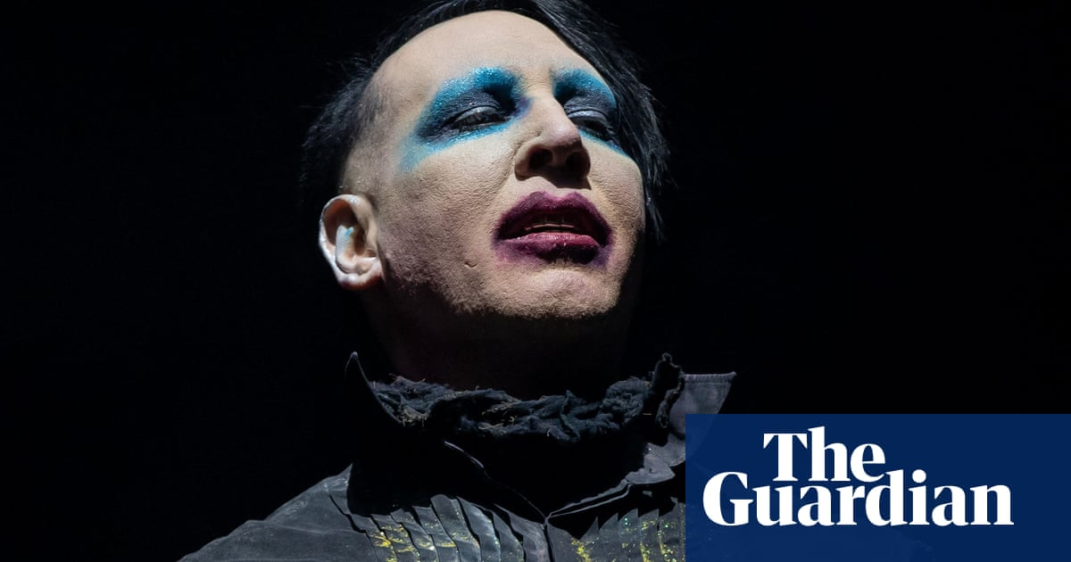 Marilyn Manson sued by former personal assistant for sexual assault