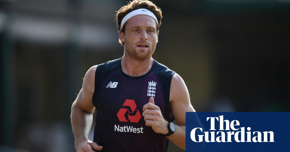 Jos Buttler wants Englands salary donation to help grassroots cricket