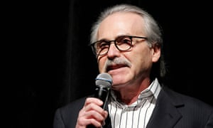 David Pecker reportedly described the involvement of Cohen and Trump in pay-offs to women who alleged affairs in the past with the president.