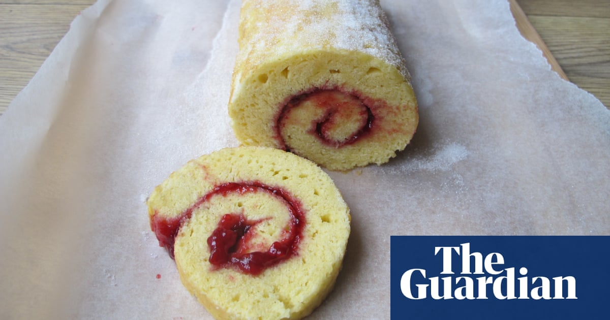 How to bake the perfect swiss roll   Food   The Guardian
