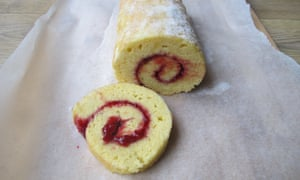 Felicity Cloake's perfect swiss roll.