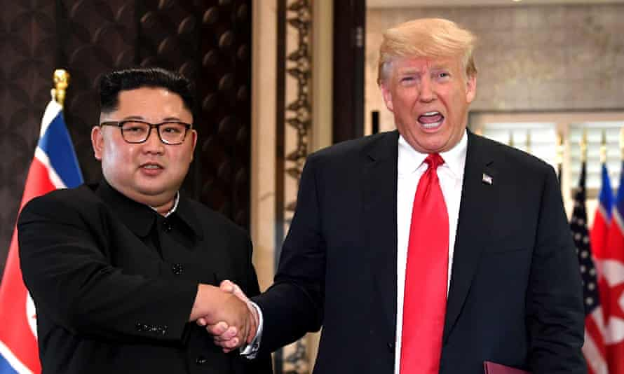 Talks between Pyongyang and Washington have made little progress since Kim and Trump agreed to a vaguely worded statement in Singapore in June
