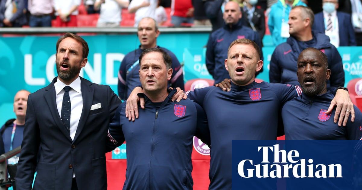 Team behind the team: meet Gareth Southgate's England backroom staff