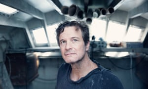 'Maverick eccentricity': Colin Firth as Donald Crowhurst in The Mercy.