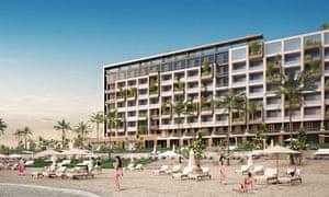 Eden Bay Resort Beirut, Lebanon