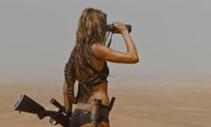 The female gaze … Revenge