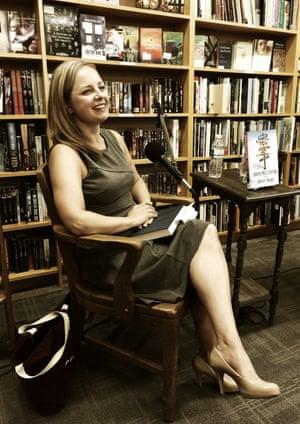 Authors Ashley Shelby.