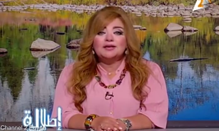 Eight female Egyptian presenters told to lose weight or lose