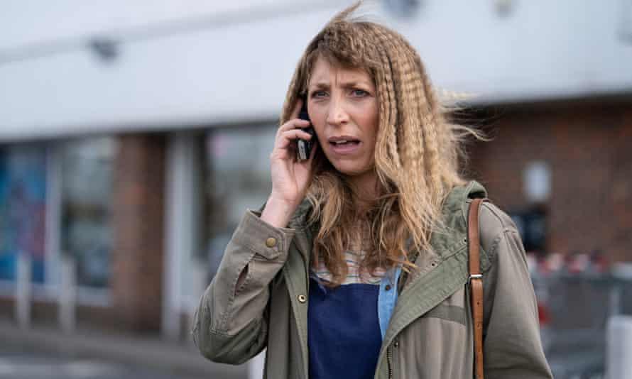 Daisy Haggard as Miri Matteson in Back to Life.