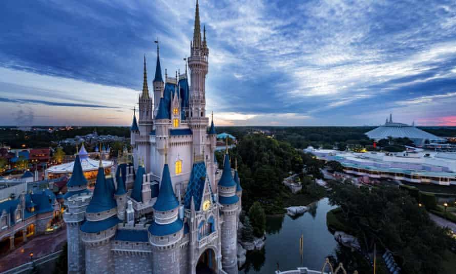 Walt Disney World resort theme parks began a phased reopening on 11 July in Lake Buena Vista, Florida.