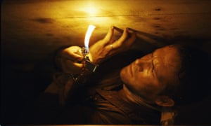 Ryan Reynolds in Buried.