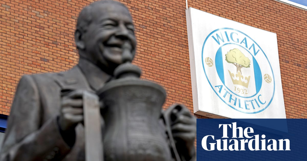 Brutal and bizarre: the story of how Wigan collapsed into administration | David Conn