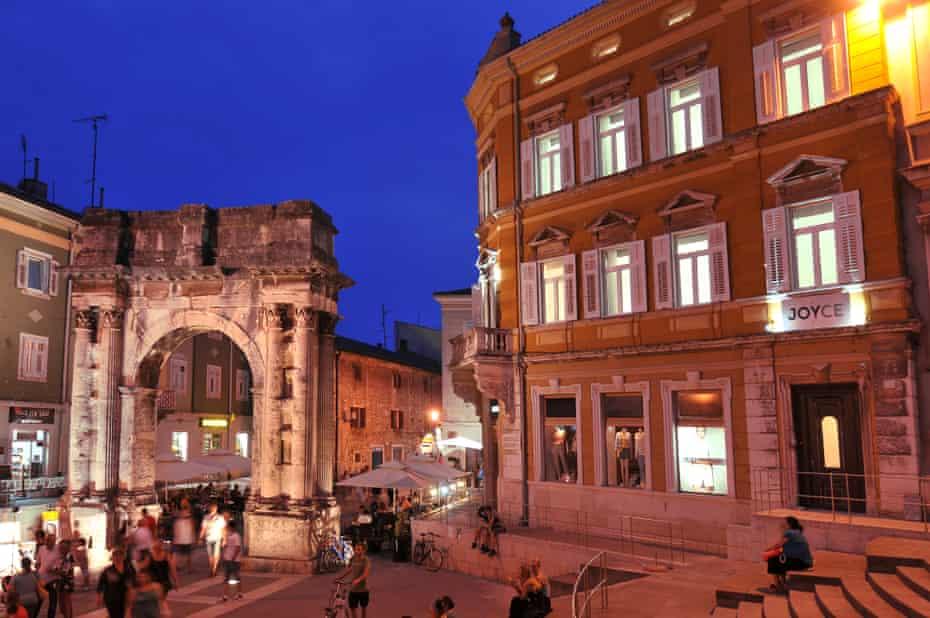 The Boutique Hostel Joyce in Pula, Croatia