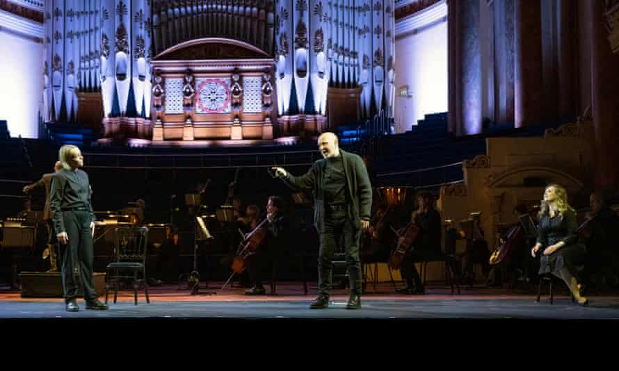 Committed and first-rate: Fidelio, in a concert performance at Opera North