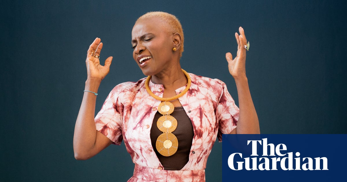 'Africa has so much talent – we can't even grasp it': Angélique Kidjo on pop, politics and power