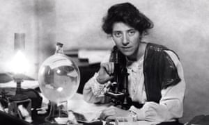 Personal tragedy … Marie Stopes in 1904.