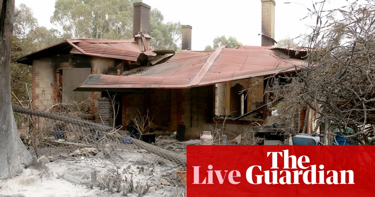 4815 - Australia fires live: NSW and SA count cost of bushfires after Balmoral and Cudlee Creek devastation – latest | Australia news