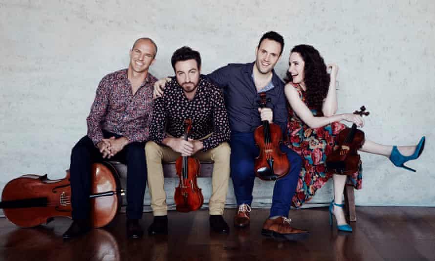 The Australian Art Quartet