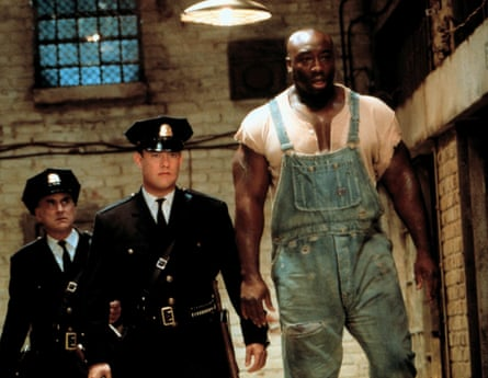 A textured tearjerker … The Green Mile.