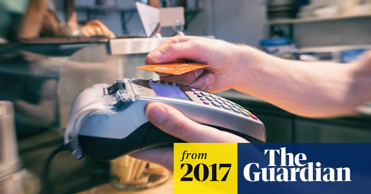 95cc1ce13 Contactless transactions take UK debit and credit card use to record high