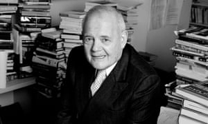 Robert Silvers in his New York office.