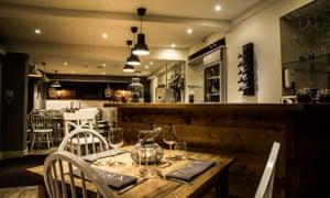 Heima restaurant, Isle of Wight