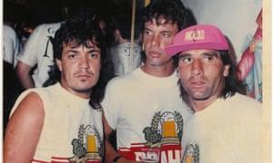 Carlos Kaiser, Gaúcho and Renato Gaucho