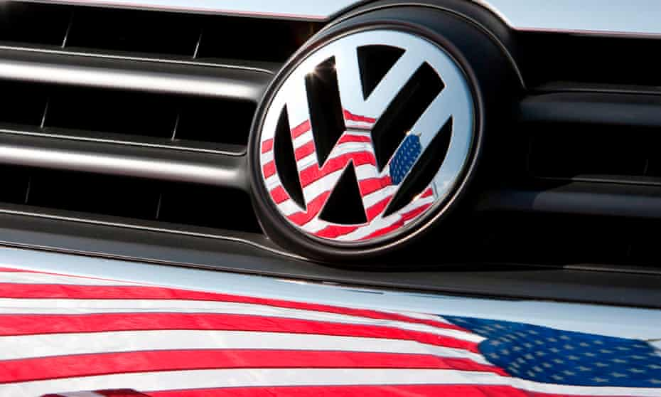 Volkswagen shares have suffered their biggest intraday slump in nearly seven years.