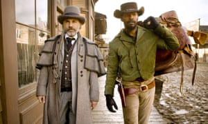 Django Unchained … its black character aren't given anything interesting to say.