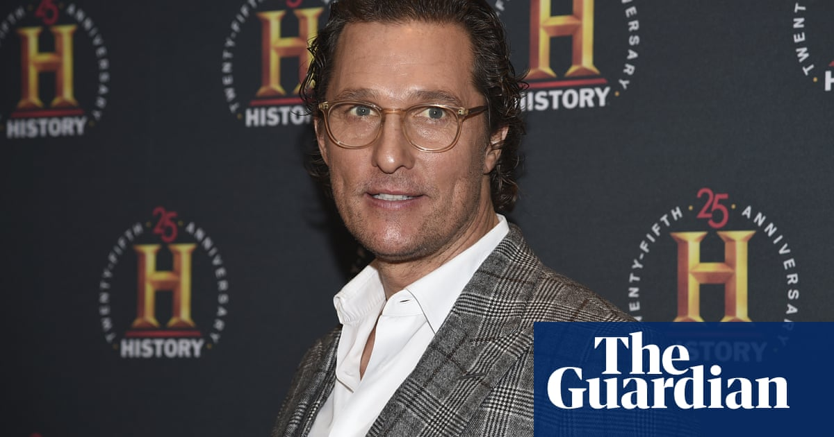 Matthew McConaughey 'making calls' about run for Texas governor – report