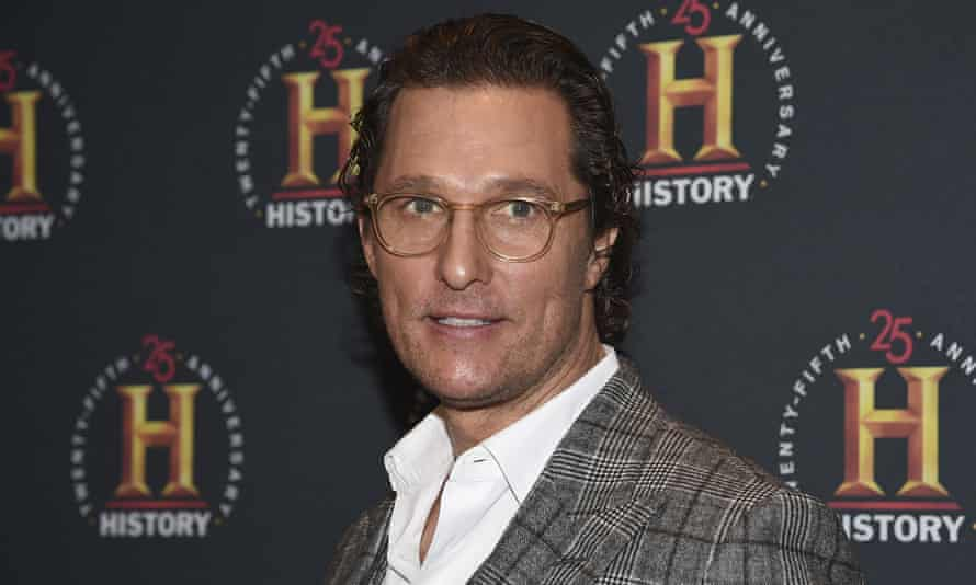 Actor Matthew McConaughey, pictured in February last year, is reportedly considering a run for Texas governor.