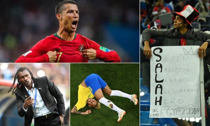 Da Ronaldo a Neymar: vincitori e perdenti della prima settimana di Coppa del Mondo