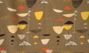 Calyx 1951 by Lucienne Day.